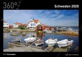 360° Schweden Kalender 2020