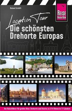 Location Tour - Die schönsten Drehorte Europas - Schäfli, Roland