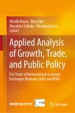 Applied Analysis of Growth, Trade, and Public Policy (eBook, PDF)