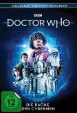 Doctor Who (Vierter Doktor) - Die Rache der Cybermen (Collector's Edition Mediabook, 3 Discs)