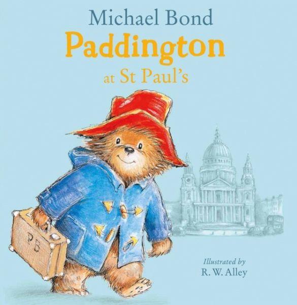 Paddington at St Paul's - Bond, Michael