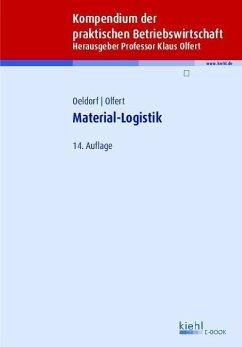 Material-Logistik (eBook, PDF) - Oeldorf, Gerhard; Olfert, Klaus