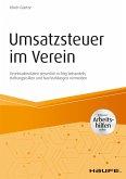 Umsatzsteuer im Verein - inkl. Arbeitshilfen online (eBook, ePUB)