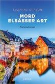 Mord Elsässer Art (eBook, ePUB)