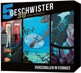 5 Geschwister 3-CD-Box - Verschollen in Fernost, 3 Audio-CD
