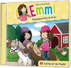Emmi - Ausflug auf den Ponyhof, 1 Audio-CD - Löffel-Schröder, Bärbel