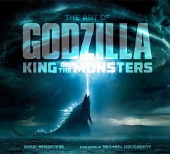 The Art of Godzilla: King of the Monsters - Bernstein, Abbie