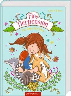 Flos Tierpension (Sammelband) - Bosse, Sarah