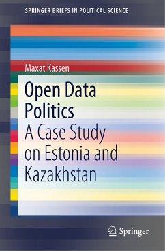 Open Data Politics - Kassen, Maxat