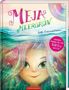 Meja Meergrün Bd.1 (Buch mit CD) - Lindström, Erik O.