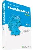 Staatshandbuch Berlin 2019 / Staatshandbuch