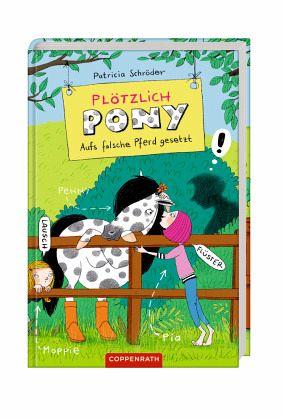Buch-Reihe Plötzlich Pony