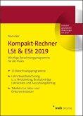 Kompakt-Rechner LSt & ESt 2019, 1 CD-ROM