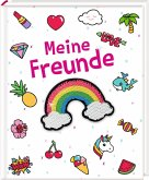 Freundebuch - Funny Patches - Meine Freunde