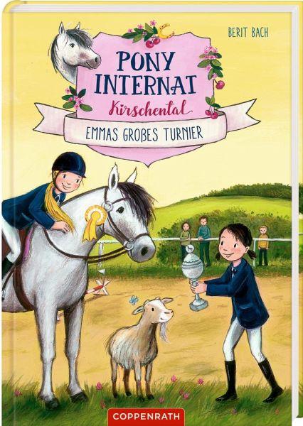 Buch-Reihe Pony-Internat Kirschental
