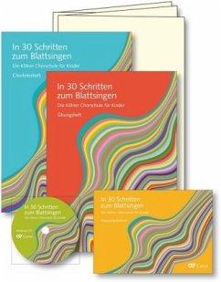 In 30 Schritten zum Blattsingen. Kölner Chorschule