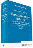 Dietel/Gintzel/Kniesel Versammlungsgesetze