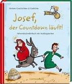 Adventskalenderbuch - Josef, der Countdown läuft