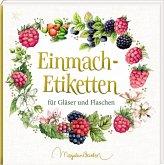 Etikettenbüchlein - Einmach-Etiketten (Marjolein Bastin)