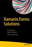 Xamarin.Forms Solutions (eBook, PDF)
