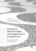 Political Institutions and Democracy in Portugal (eBook, PDF)
