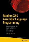 Modern X86 Assembly Language Programming (eBook, PDF)