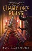 Champion's Rising (Champion of Psykoria, #1) (eBook, ePUB)