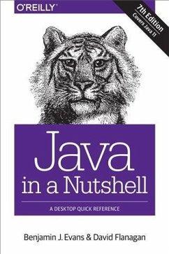 Java in a Nutshell (eBook, PDF) - Evans, Ben