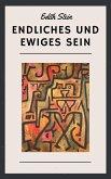 Edith Stein: Endliches und ewiges Sein (eBook, ePUB)