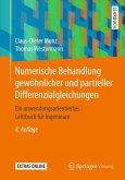 Numerische Behandlung gewöhnlicher und partieller Differenzialgleichungen (eBook, PDF)