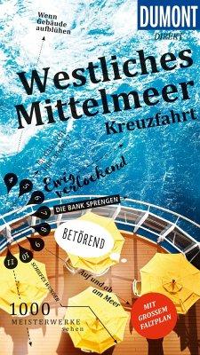 DuMont direkt Reiseführer Westliches Mittelmeer Kreuzfahrt - Nielitz-Hart, Lilly;Hart, Simon