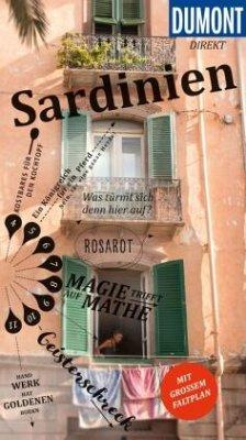 DuMont direkt Reiseführer Sardinien - Stieglitz, Andreas
