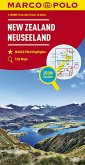 MARCO POLO Kontinentalkarte Neuseeland 1:800.000 D; New Zealand / Nouvelle Zélande