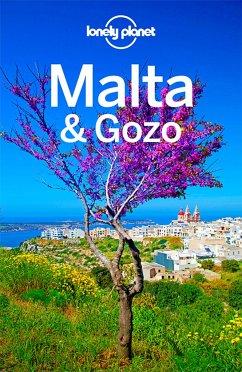 Lonely Planet Reiseführer Malta & Gozo - Atkinson, Brett