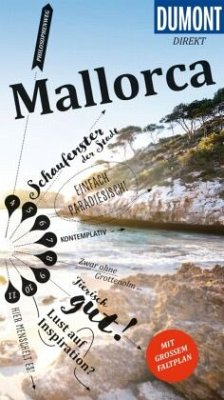 DuMont direkt Reiseführer Mallorca - Lipps-Breda, Susanne;Breda, Oliver