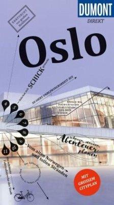 DuMont direkt Reiseführer Oslo - Banck, Marie Helen