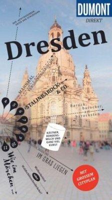 DuMont direkt Reiseführer Dresden - Klose, Siiri