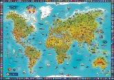 MARCO POLO Panorama Kinderweltkarte plano