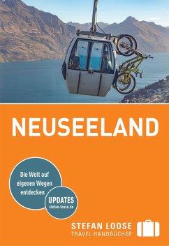 Stefan Loose Reiseführer Neuseeland - Hindmarsh, Gerard;Keeling, Stephen;Meghji, Shafik
