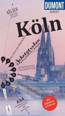 DuMont direkt Reiseführer Köln - Bongartz, Marianne