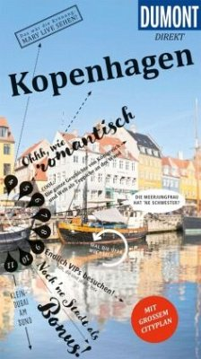 DuMont direkt Reiseführer Kopenhagen - Klüche, Hans
