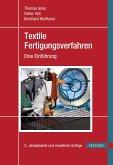 Textile Fertigungsverfahren (eBook, PDF)