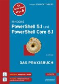 Windows PowerShell 5.1 und PowerShell Core 6.1 (eBook, ePUB)