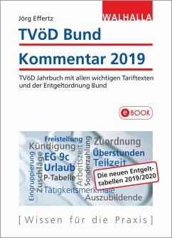 TVöD Bund Kommentar 2019 (eBook, PDF) - Effertz, Jörg