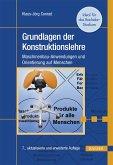 Grundlagen der Konstruktionslehre (eBook, ePUB)