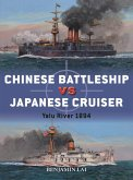 Chinese Battleship vs Japanese Cruiser (eBook, PDF)