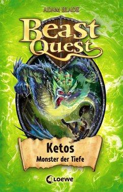 Ketos, Monster der Tiefe / Beast Quest Bd.53 (eBook, ePUB) - Blade, Adam
