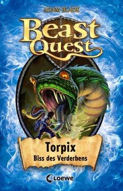 Torpix, Biss des Verderbens / Beast Quest Bd.54 (eBook, ePUB) - Blade, Adam
