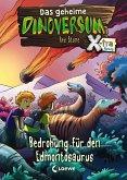Bedrohung für den Edmontosaurus / Das geheime Dinoversum X-tra Bd.6 (eBook, ePUB)
