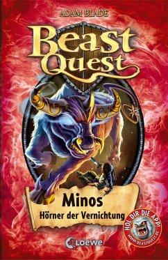 Minos, Hörner der Vernichtung / Beast Quest Bd.50 (eBook, ePUB) - Blade, Adam